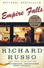Empire Falls by Richard Russo Book Cover