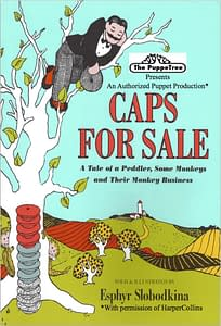 Caps for Sale postcard