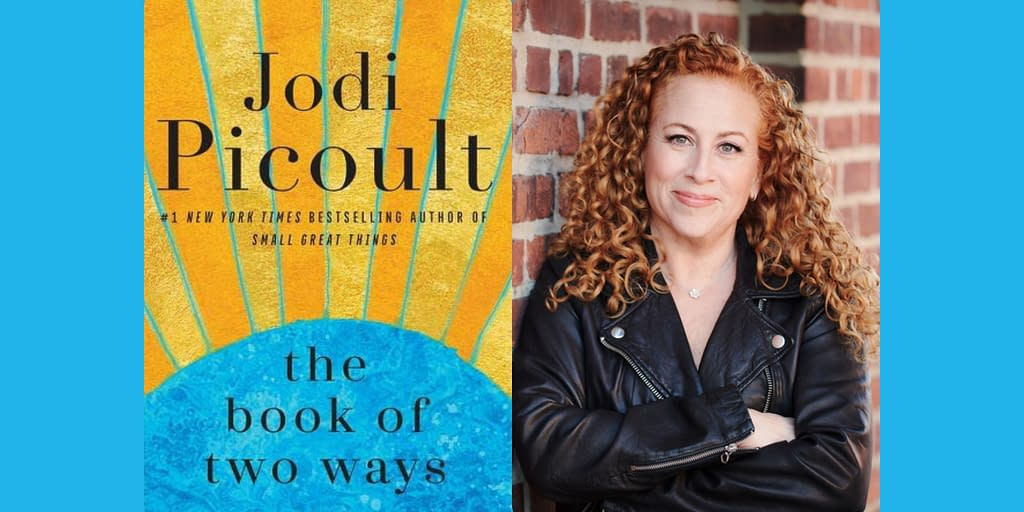 The Book of Two Ways by Jodi Picoult